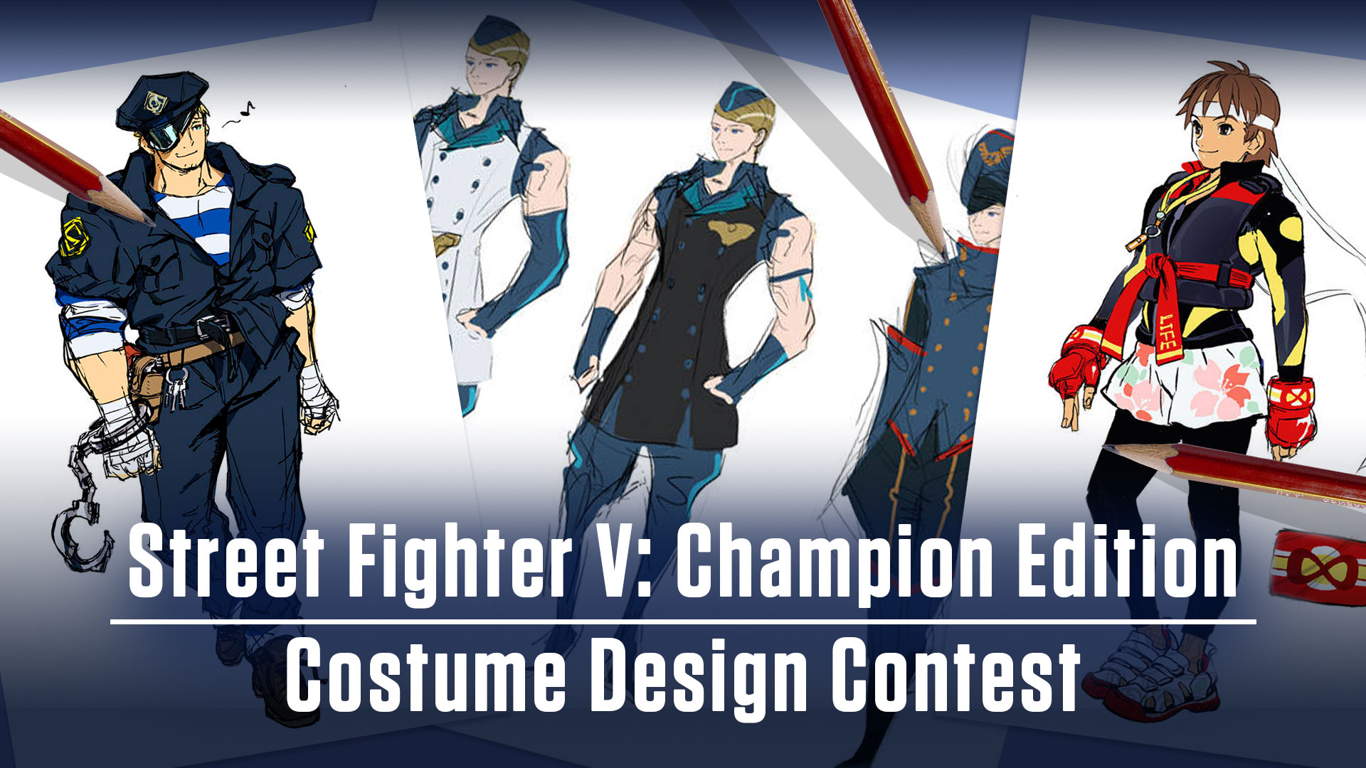 Capcom launches Street Fighter V costume design contest with odd rule for Canadian entries