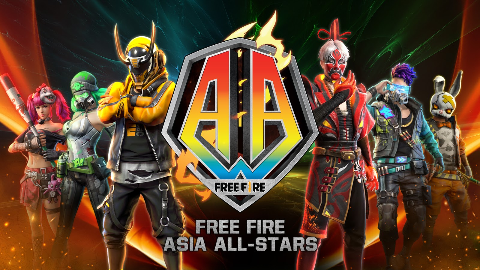Garena to host Free Fire Asia All-Stars 2020 with $80,000 prize pool
