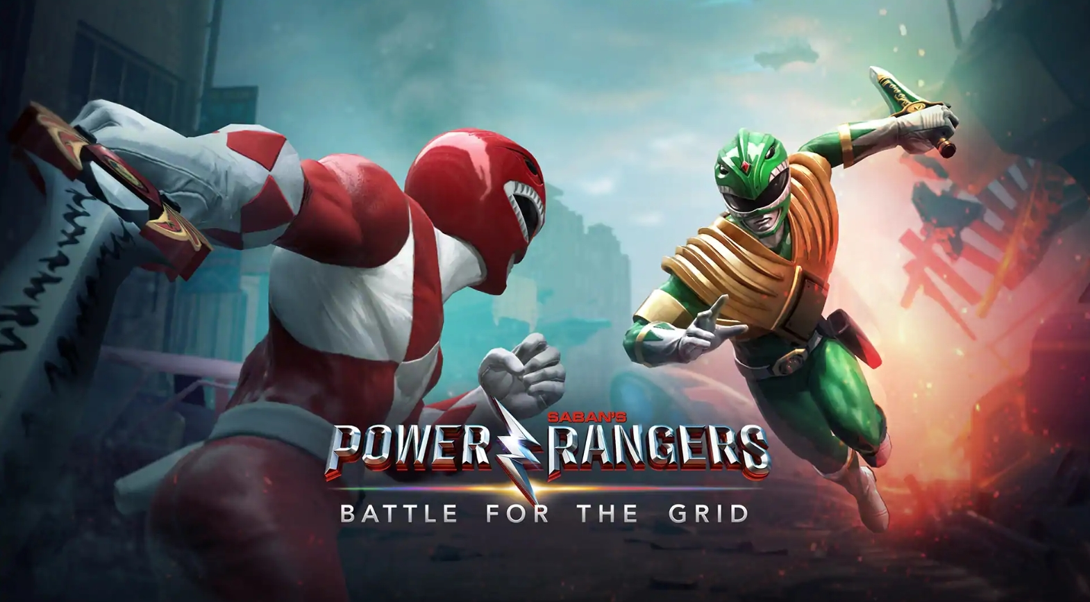 Power Rangers: Battle for the Grid launches on Google Stadia on June 1