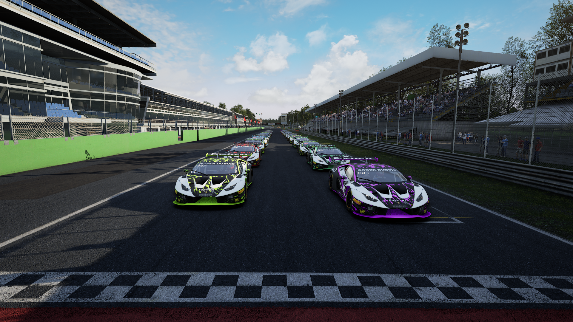 Lamborghini enters esports for first time with The Real Race tournament