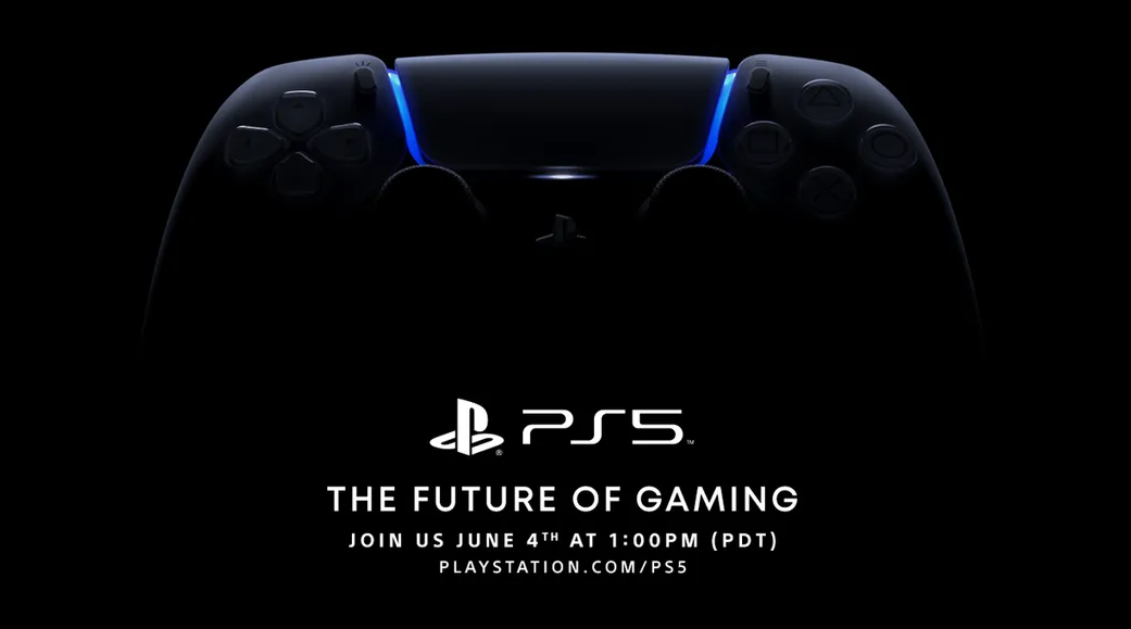 Sony will show off PlayStation 5 games in a digital presentation on June 4