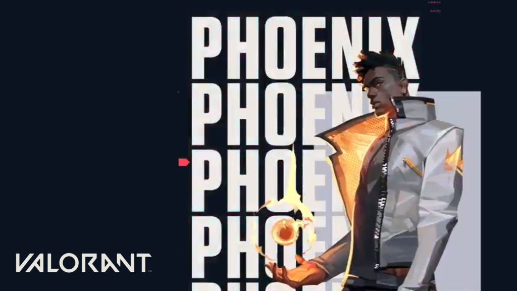 who is valorant phoenix new fiery agent gameplay abilities