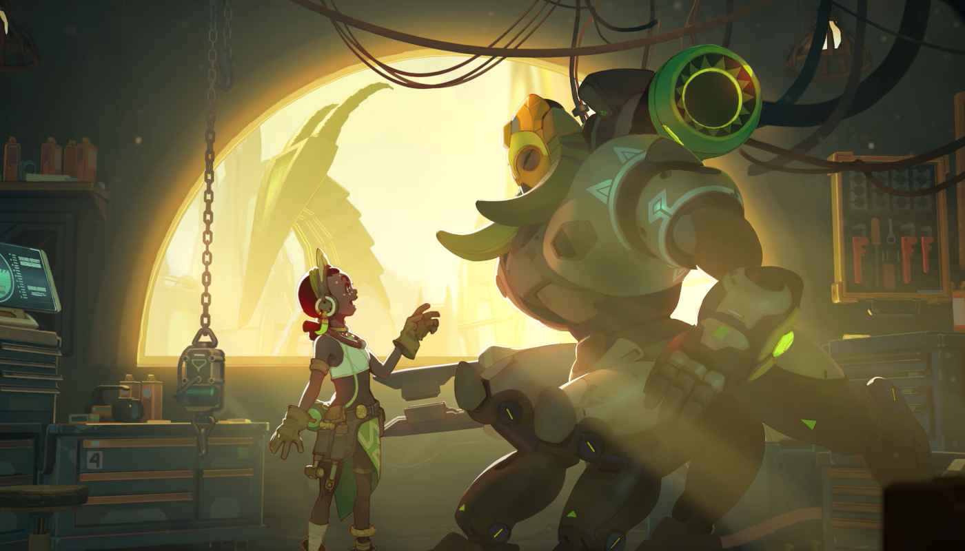 The Hero of Numbani: Overwatch's first young adult novel is a must-read for fans