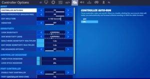 Fortnite Settings Fortnite Pc Best Fortnite Settings For Xbox One Dot Esports