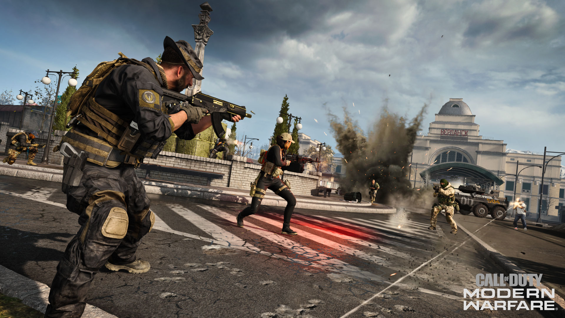 Call of Duty's latest patch nerfs the Bruen