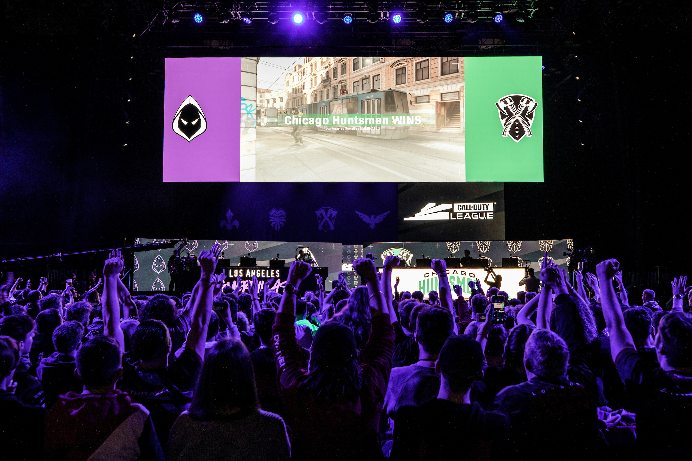 Los Angeles Guerrillas Bring Back Bevils Ricky For 2021 Call Of Duty League Season Dot Esports