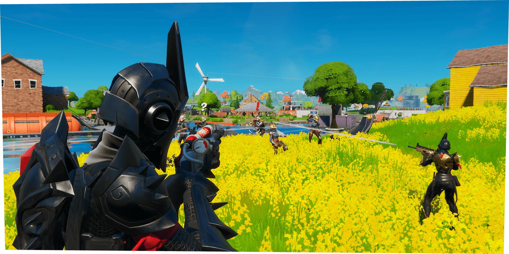 Here Are The Notes And Updates For Fortnite S Patch V13 00