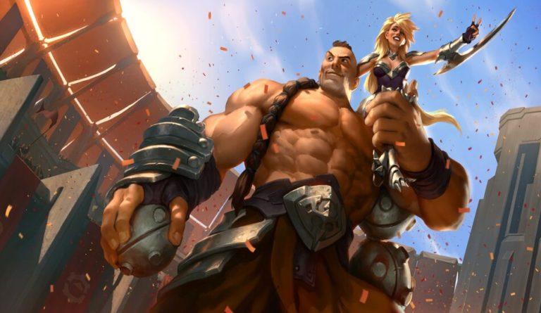 Legends of Runeterra Kato the Arm
