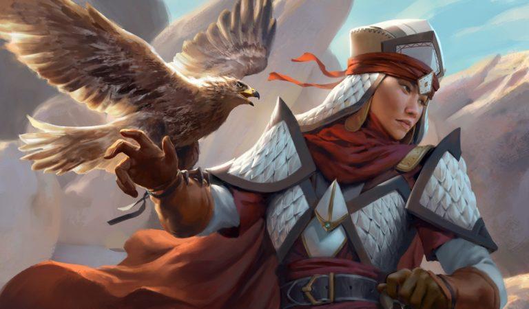 Falconer Adept Art Magic Core Set 2021