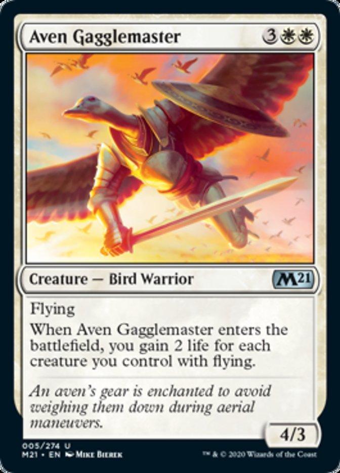 Aven Gagglemaster Magic Core Set 2021