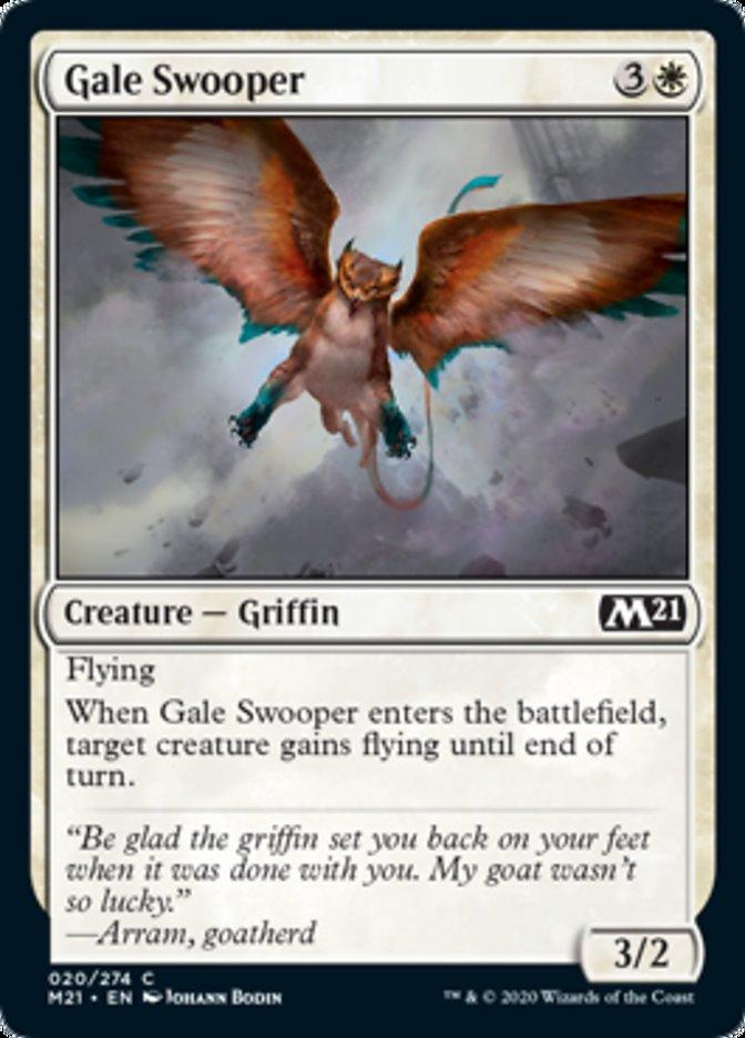 Gale Swooper Magic Core Set 2021