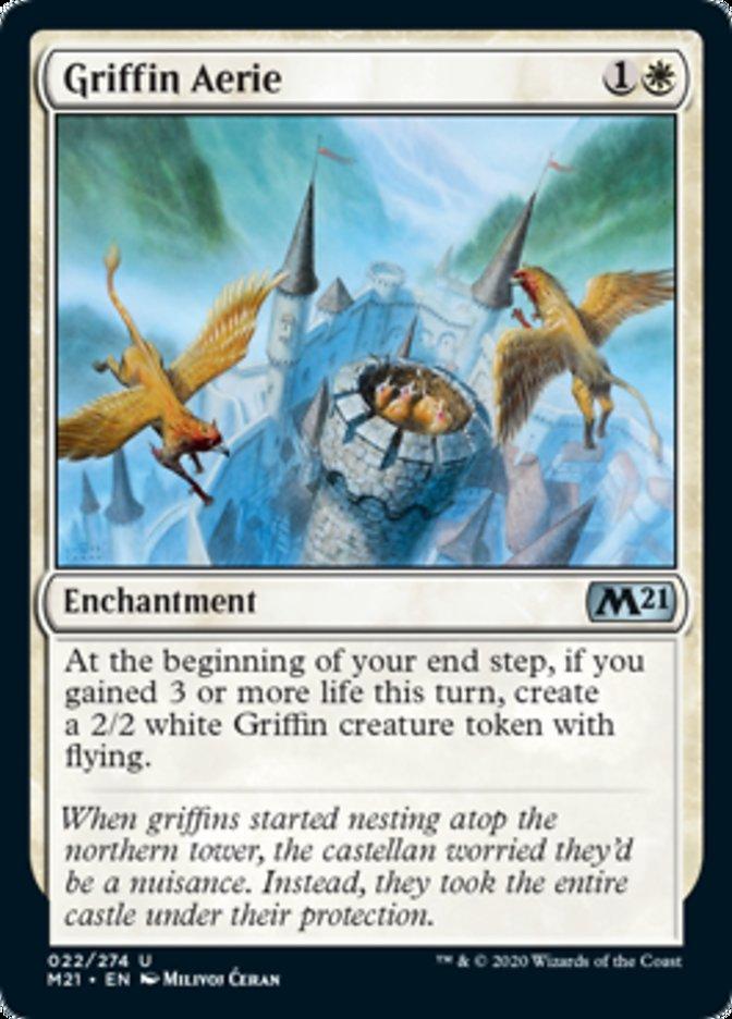 Griffin Aerie Magic Core Set 2021