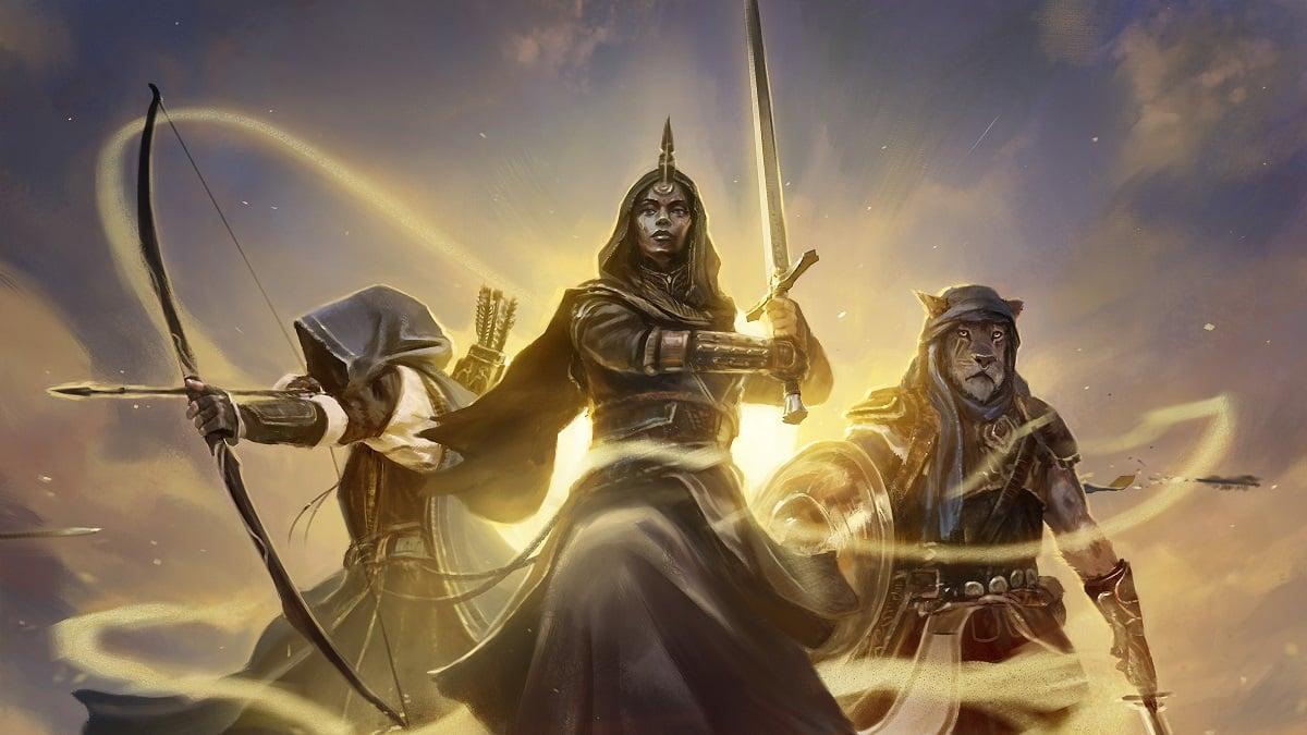 Basri's Solidarity Art Magic Core Set 2021