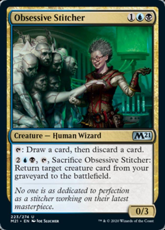 Obsessive Stitcher Magic Core Set 2021