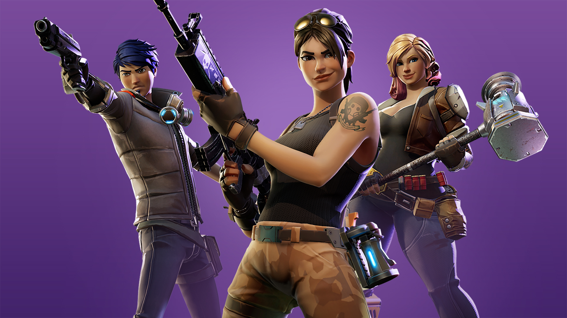 Fortnite Save the World will not be going free-to-play