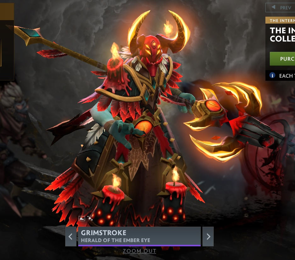The Best Grimstroke Dota 2 Pictures