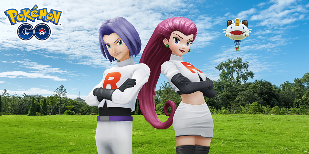 Pokémon Go Adds Team Rocket Hot Air Balloons