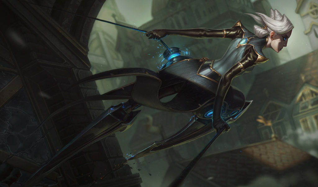 The best top lane champions in League's Patch 10.18   Dot Esports