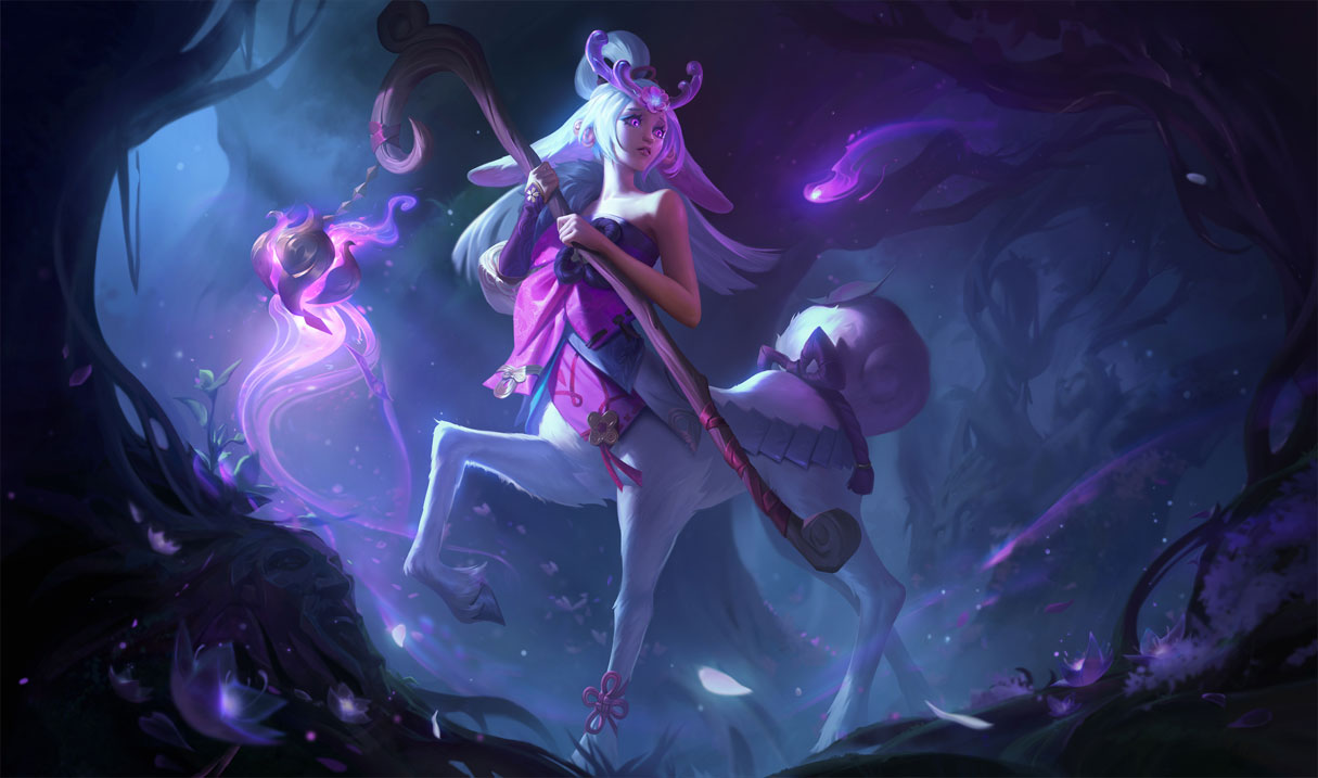 How to play League of Legends' newest champion, Lillia | Dot Esports