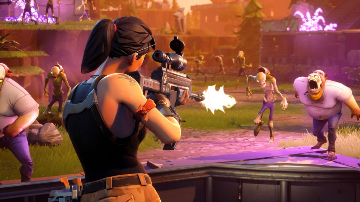 Epic Games Fornite releases 'Joy Ride' update for gamers