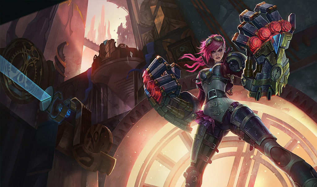 PBE notes and updates for Teamfight Tactics Patch 10.16: SALVAGE WORLD Galaxy! 4