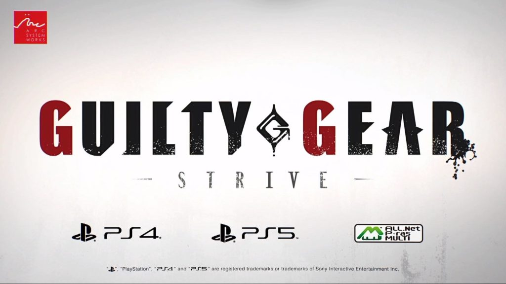 Guilty Gear Strive PS5 and Steam Versions Announced, New Characters Revealed
