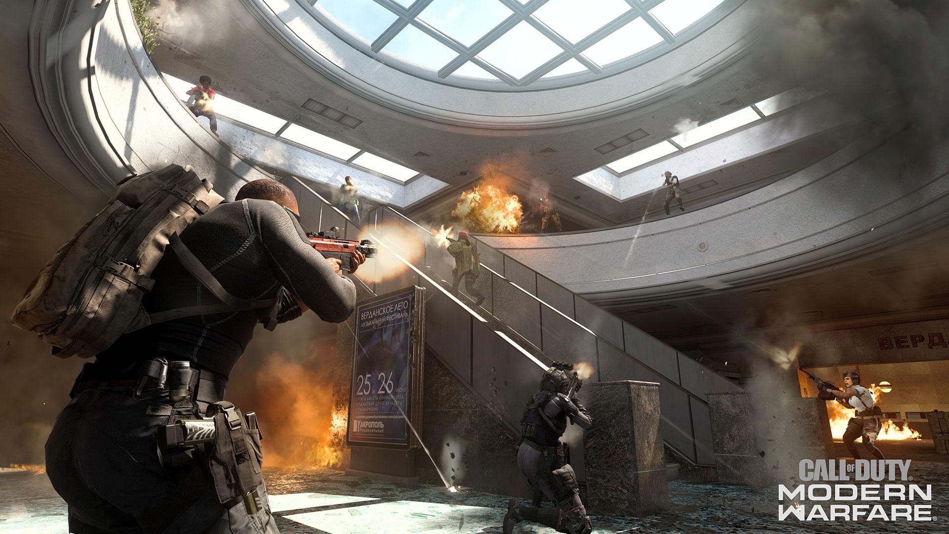 Call Of Duty Modern Warfare And Warzone Aug 11 Update Bruen