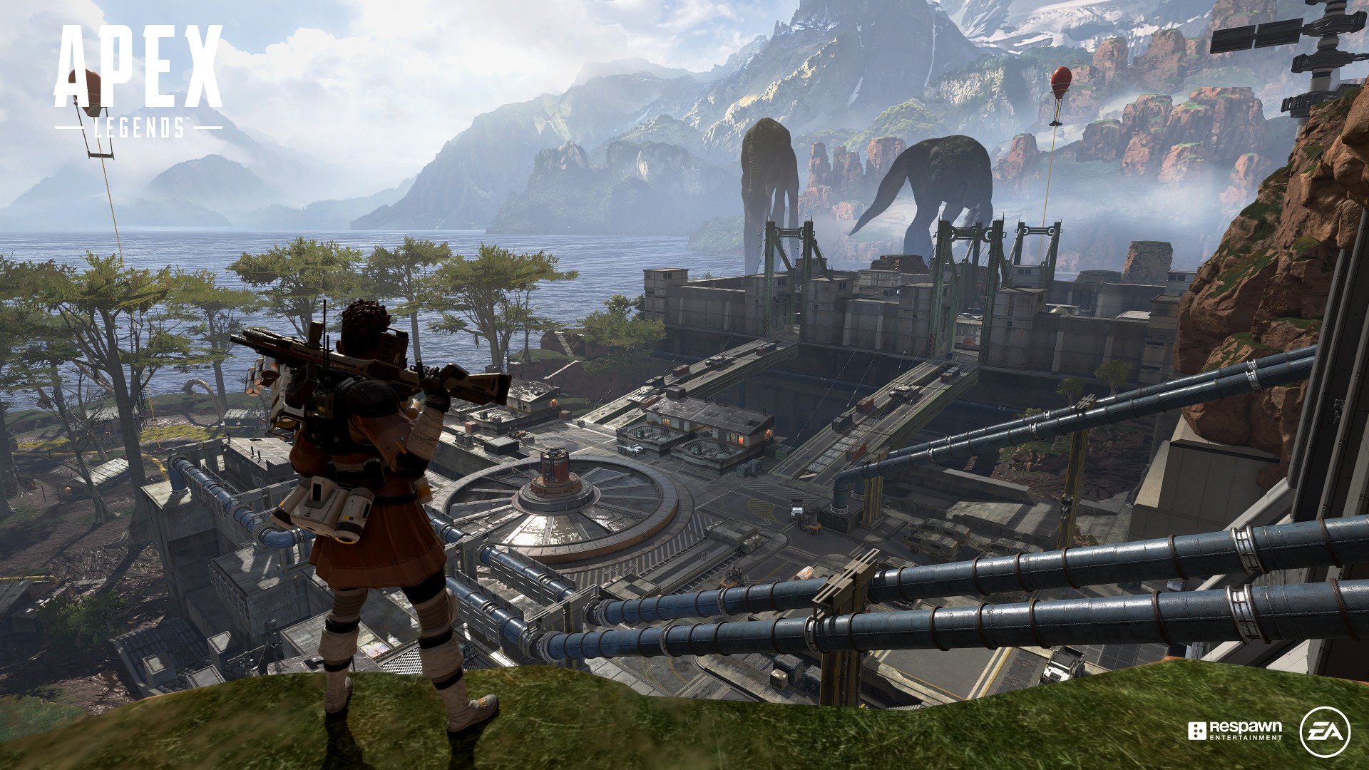 """Apex Legends deploys hotfix with """"several stability fixes"""" and solution to missing textures"""
