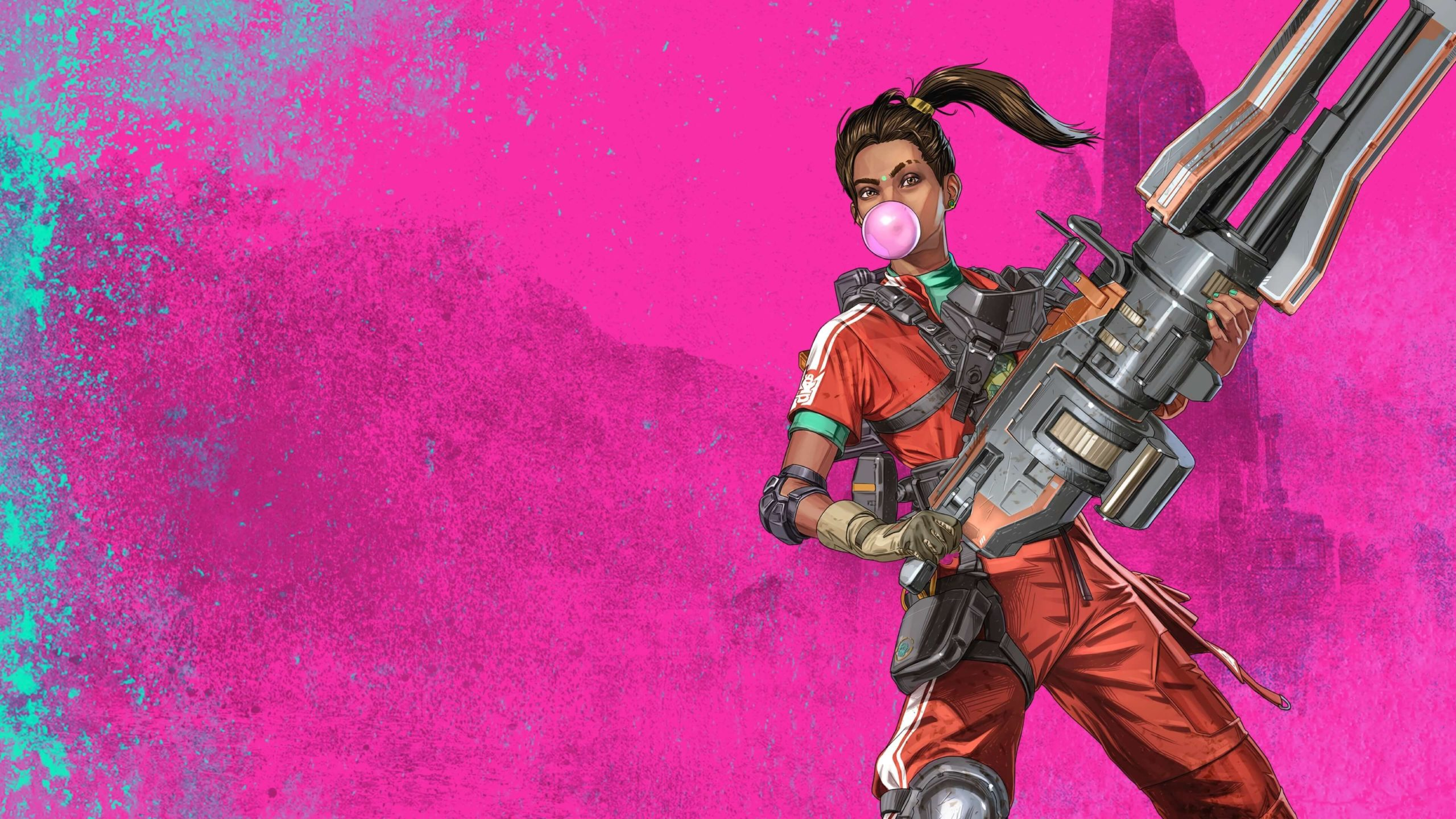 Apex Legends Season 6 brings us Rampart and a new crafting system