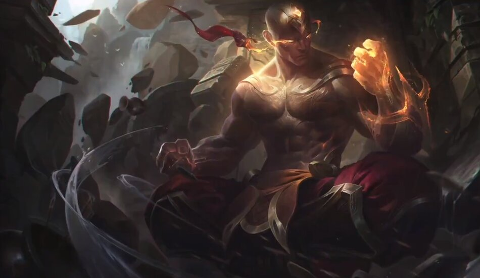 Teamfight Tactics Set 4 Lee Sin