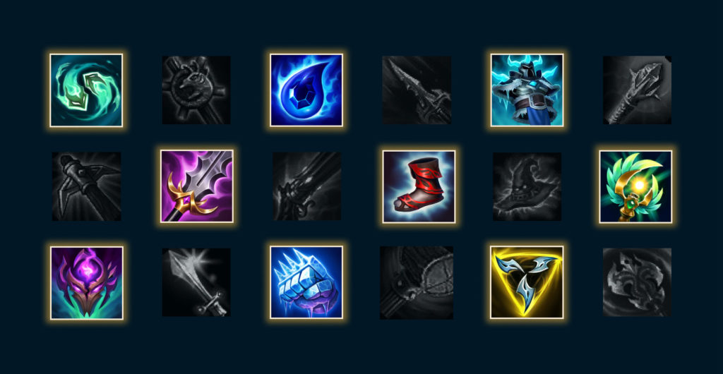 What Are Mythic Items In League Of Legends Dot Esports
