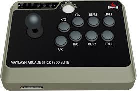 Amazon.com: F300 Elite Arcade Stick F300 Elite for PS4/PS3/XBOX ...