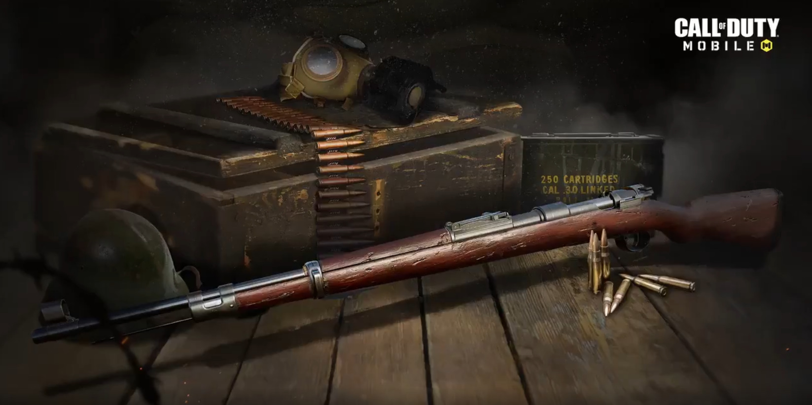 Kilo Bolt Action Is The First Marksman Rifle Coming To Call Of Duty Mobile Dot Esports