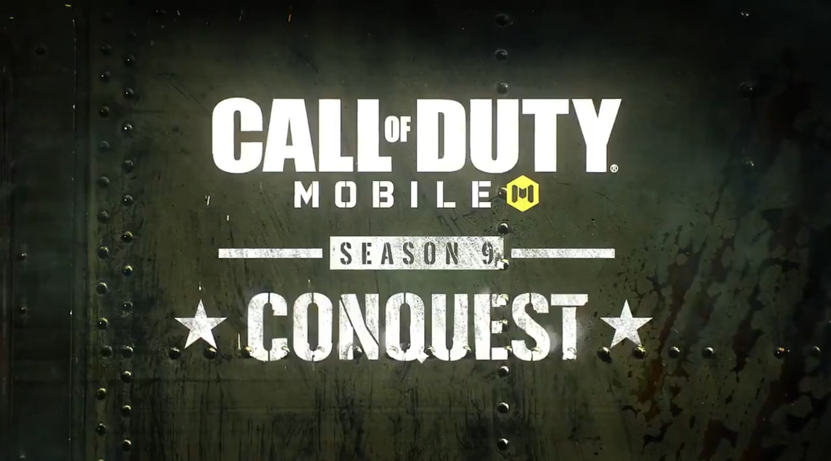 call of duty mobile season 9 update