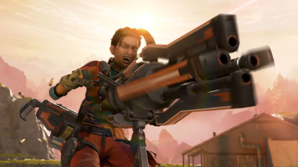 Apex Legends' Fight Night Event arrives tomorrow with the Pathfinder Town Takeover