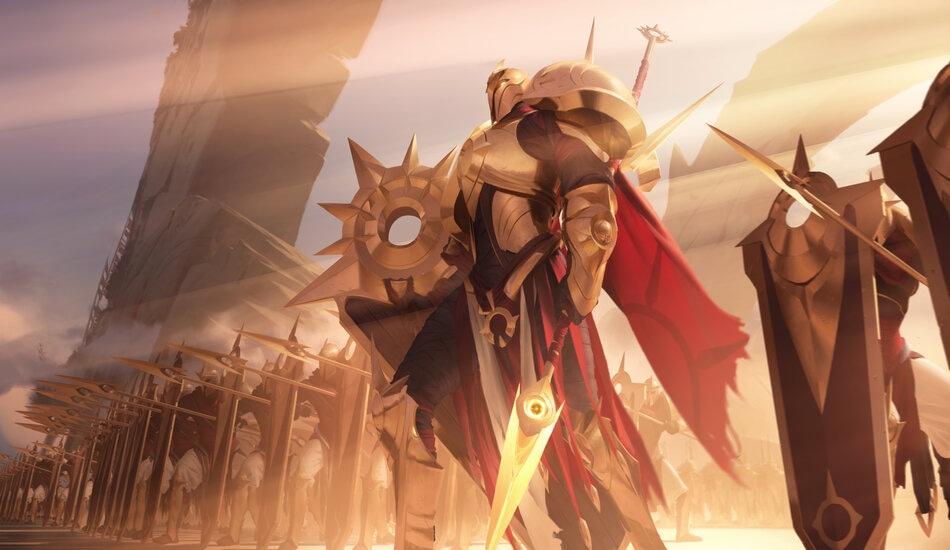 Legends of Runeterra Rahvun Daylight's Spear
