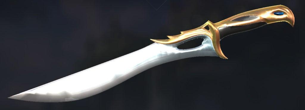 VALORANT knife skins Sovereing - 3,550 VP