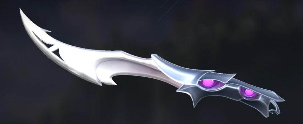 VALORANT knife skins Hivemind- available on battle pass VP