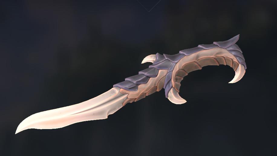 VALORANT knife skins Elderflame- 4,950 VP