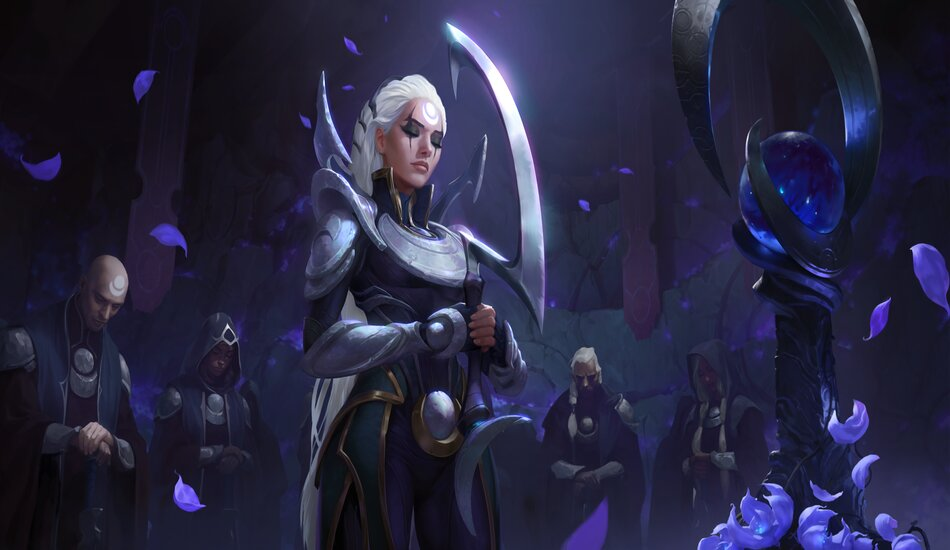 Legends of Runeterra CoM Diana