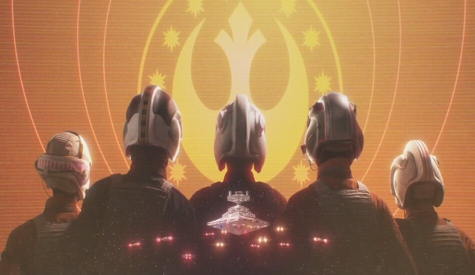 Star Wars Squadrons Campaign Mode