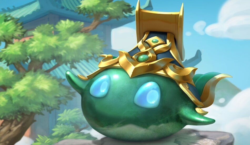 Teamfight Tactics Sprite Emperor Makeover Little Legend
