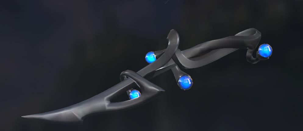 VALORANT knife skins Spline - 3,550 VP