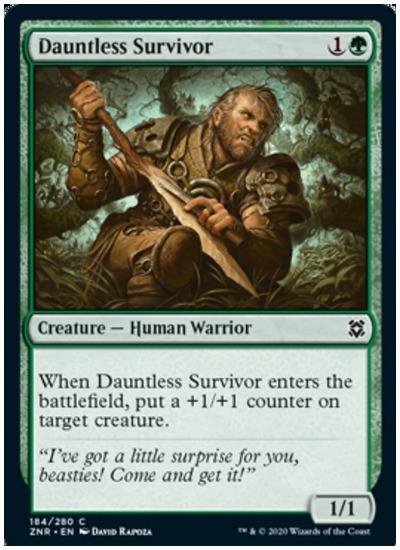 ZNR Dauntless Survivor