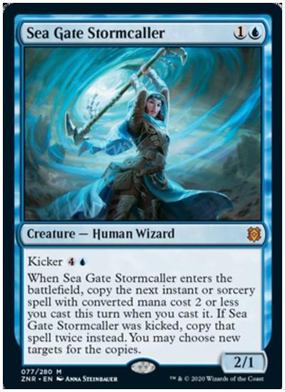 ZNR Sea Gate Stormcaller