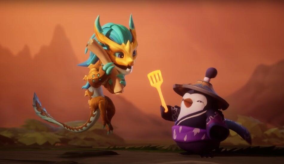 Teamfight Tactics Set 4 Fates Items