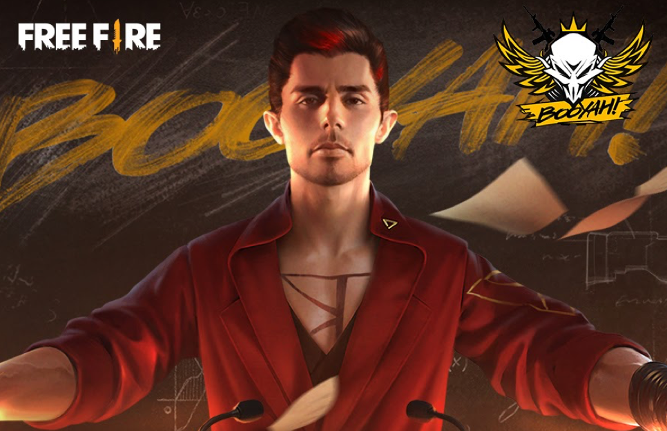 Everything we know about Free Fire's new character, K | Dot Esports