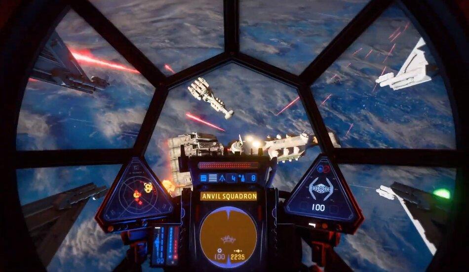 Star Wars Squadrons Esports Tournaments