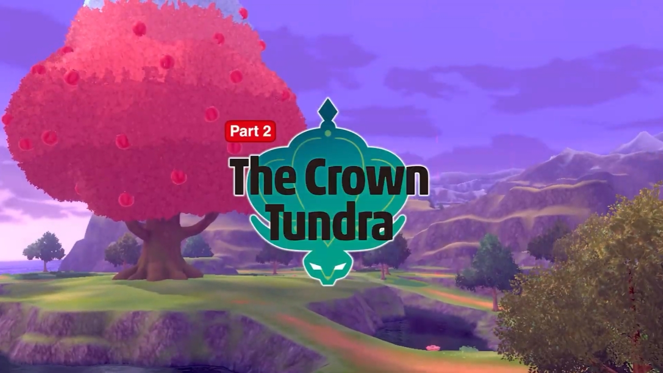Pokémon Sword and Shield Expansion Crown Tundra releases October 22nd