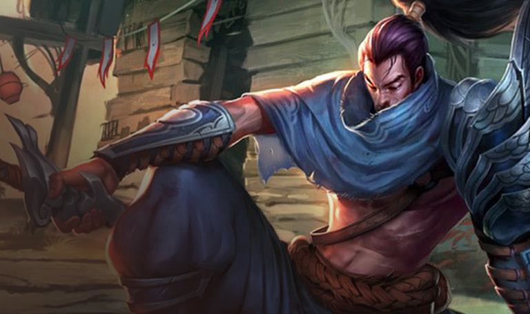 Teamfight Tactics Yasuo